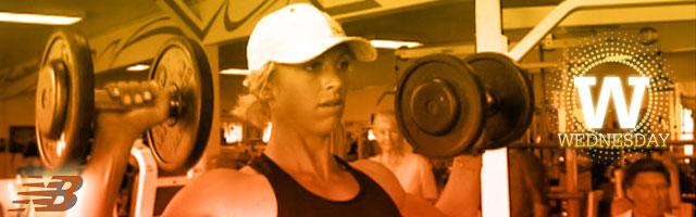 Maggie Vessey College Maggie Vessey Workout