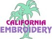 California Embroidery