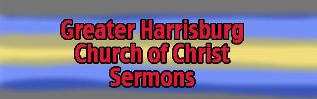 GHCC Sermons