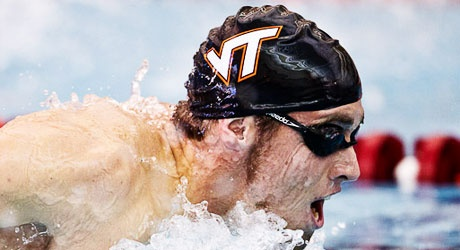 Virginia Tech - Sprint Practice