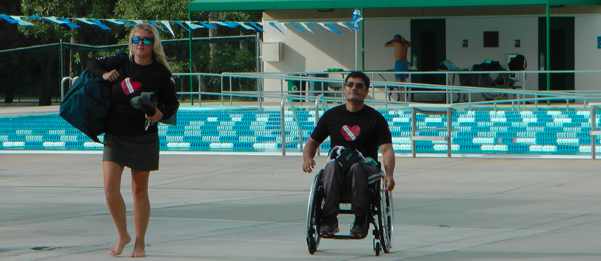 Dive Heart trains buddies in South Florida