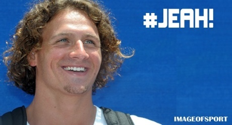 JEAH! EXCLUSIVE Ryan Lochte at the 2013 Florida Relays