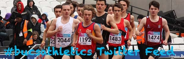 2013 British Universities & Colleges Champs Twitter Feed