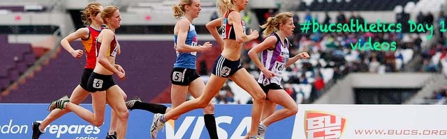 2013 British Universities and Colleges Track & Field Champio