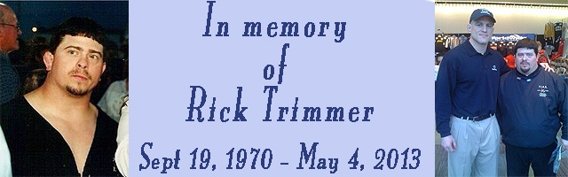 Rick Trimmer - Long time D3/PIAA Referee killed in accident