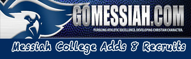 Eight new faces to join the Messiah College wrestling squad!