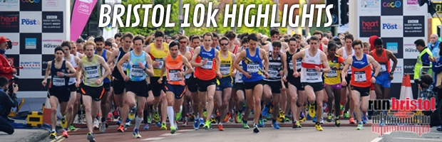 RunBristol 10k Highlights