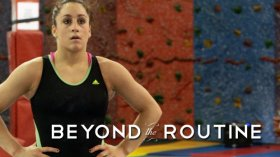 Wieber, ep. 2: Training New Skills in the Gym!