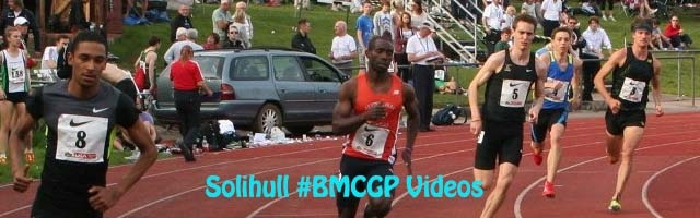 2013 British Milers Club Solihull Grand Prix