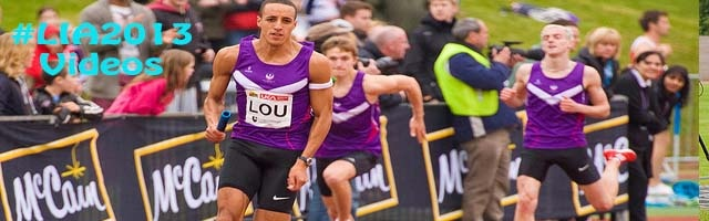 2013 Loughborough International Athletics Videos