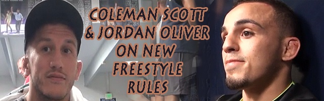 Coleman Scott and Jordan Oliver on the new rules