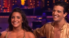 Watch Aly Raisman on DWTS Finals