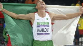 The Return of Makhloufi