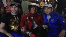 The Russians Meet Michael Jackson