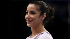 Watch Aly Raisman Samba