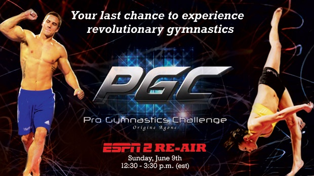 PGC ESPN2 Re-Airs Sunday