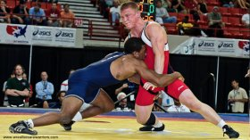 WTT Throwback: Jordan Burroughs vs Anderw Howe 2011