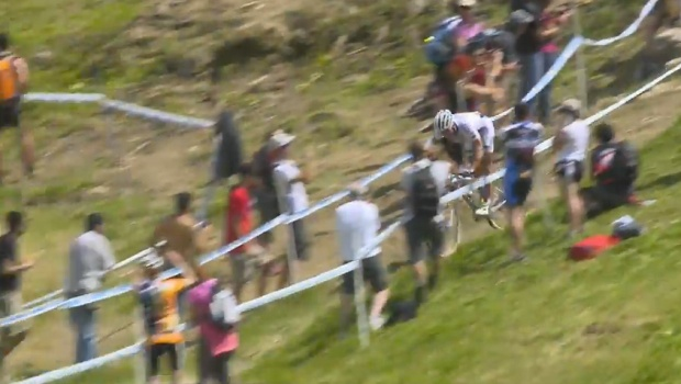 World Cup Val Di Sole Highlights