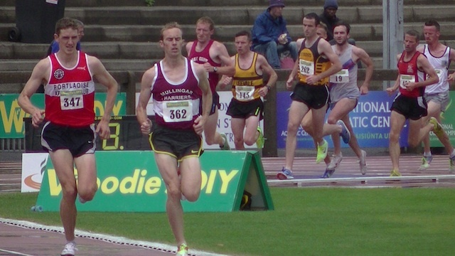 5000m M Irish T&F Championships 2013