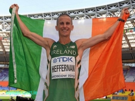 Rob Heffernan Interview - Olympic Council of Ireland