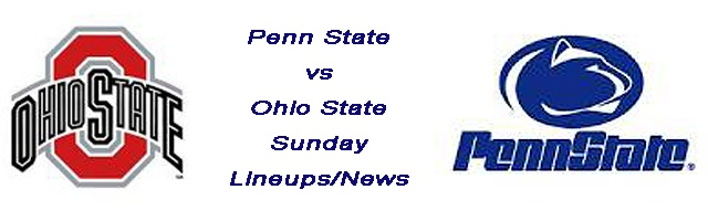 Penn State to Face Ohio State on Sunday in front of sold out