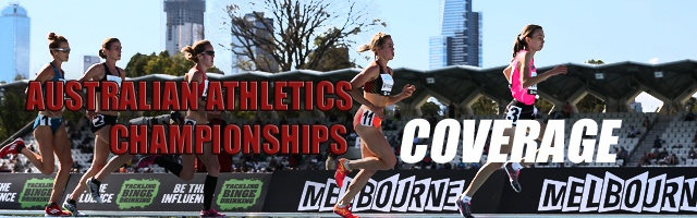Australian Athletics Championships Coverage