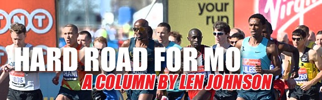 Hard road for Mo: A Column By Len Johnson