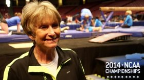 Breaux Knows she's in Striking Distance of First Title