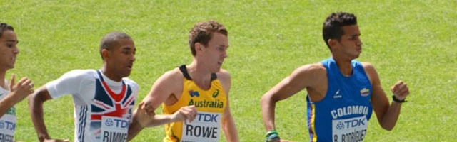 Rowe becomes equal fastest Australian ever with amazing Mona