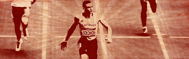 London 2012 finalist Solomon to learn from the best at Glasg