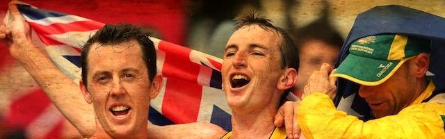 Interview with Liam Adams post Glasgow Marathon