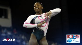 Simone Biles is Ready!