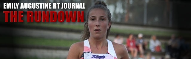 Emily Augustine RT Journal: The Rundown