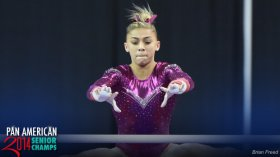 Locklear Claims Gold on Bars