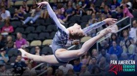 Maddie Desch to Compete in Floor Finals With This Routine