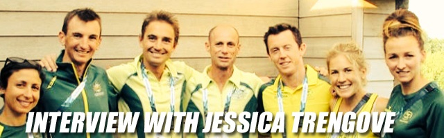 Interview with Jessica Trengove: A Terrific Year