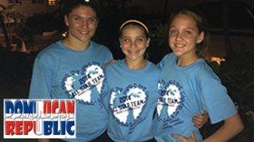 All Star Team Dominican Blog: Delanie, Lexi, and Karen