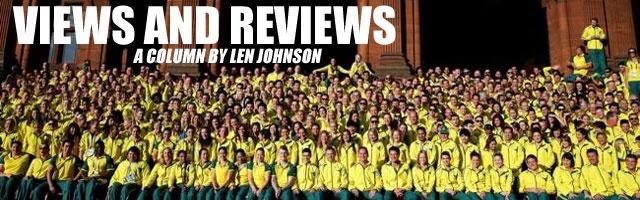 Views and Reviews: A Column By Len Johnson