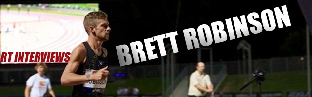 Interview with Brett Robinson: Ups and Downs