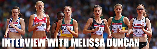 Interview with Melissa Duncan: A terrific year