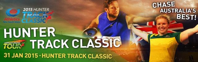 Hunter Track Classic LIVE STREAM