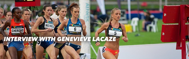 RT Interview with Genevieve LaCaze: Training, Racing & Rio