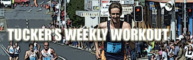 Tuckers Weekly Workout: Injuries