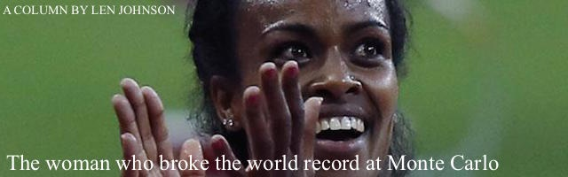 The woman who broke the world record at Monte Carlo