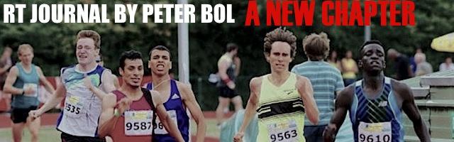 Peter Bol RT Journal: A New Chapter